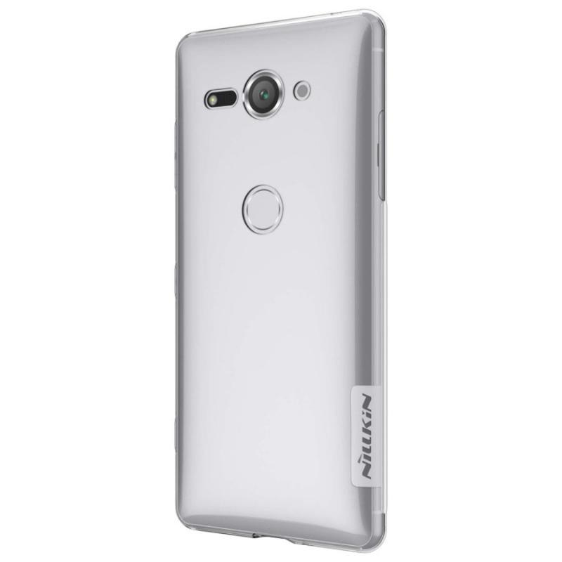 TPU чехол Nillkin Nature Series для Sony Xperia XZ2 Compact