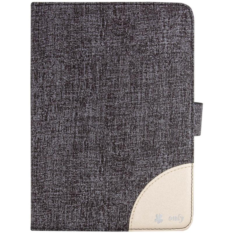 """Универсальный чехол книжка Jeans Only для планшета 7-8"""""""