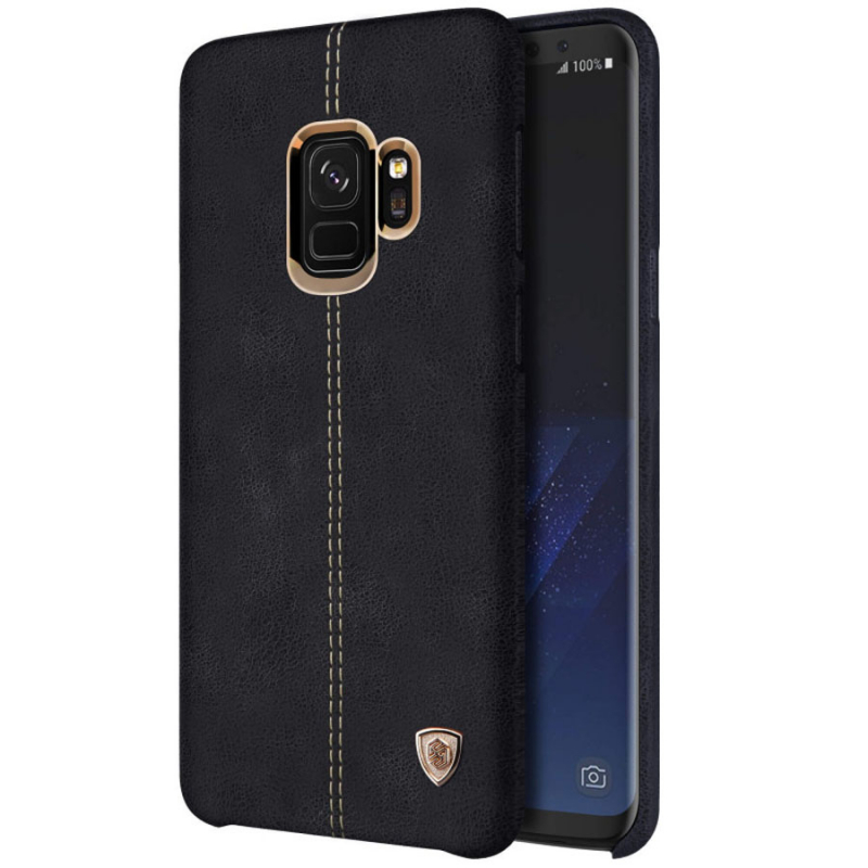 Кожаная накладка Nillkin Englon Series для Samsung Galaxy S9