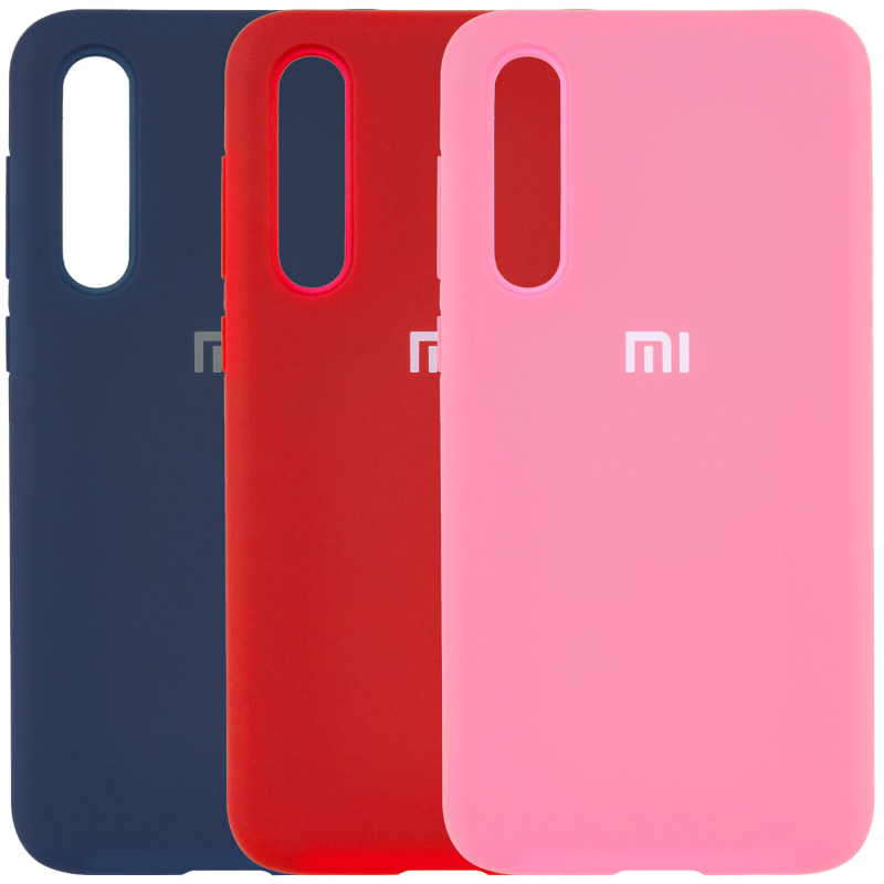 Чехол Silicone Cover Full Protective (AA) для Xiaomi Mi CC9 / Mi 9 Lite