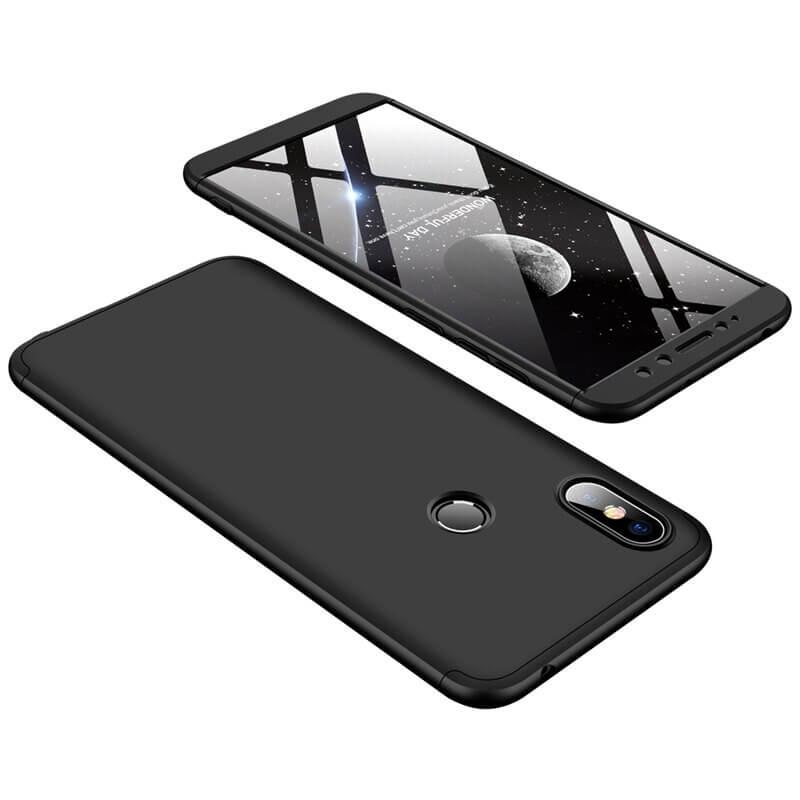 Пластиковая накладка GKK LikGus 360 градусов (opp) для Xiaomi Redmi S2