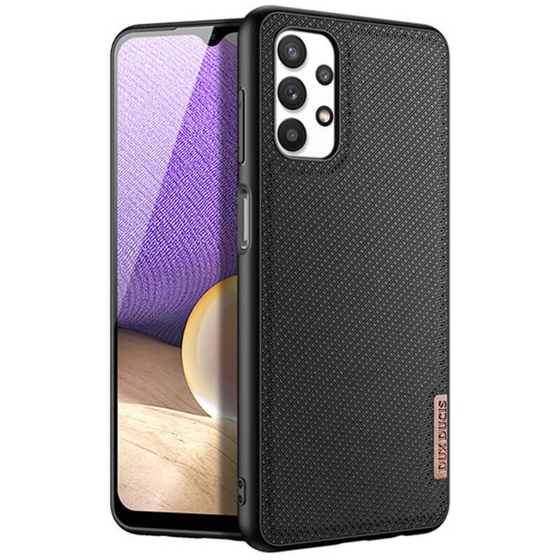 Чехол TPU+Textile Dux Ducis Fino для Samsung Galaxy A32 5G