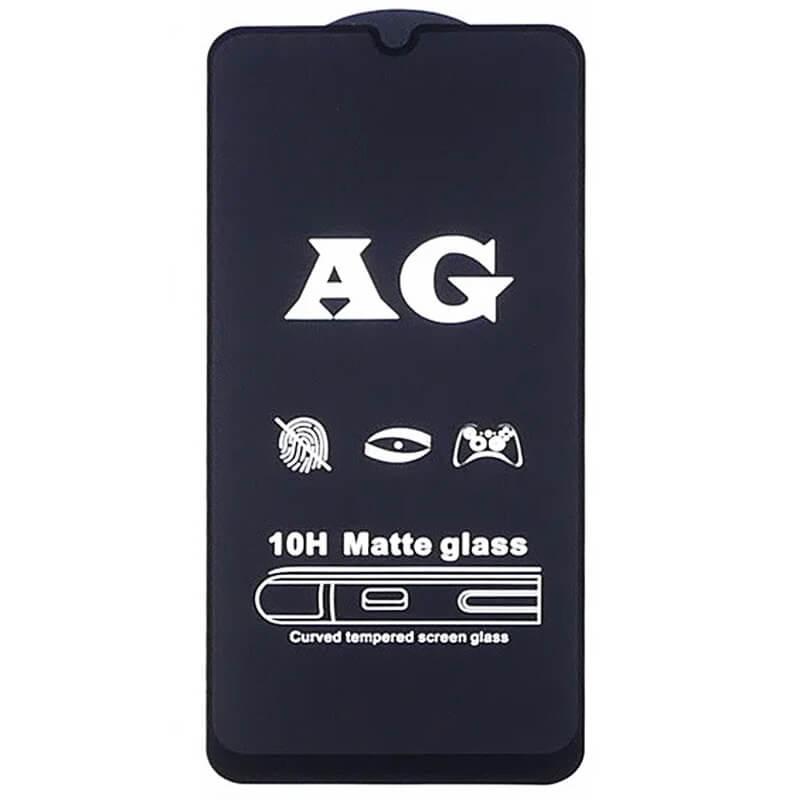 Защитное стекло 2.5D CP+ (full glue) Matte для Samsung Galaxy S10 Lite
