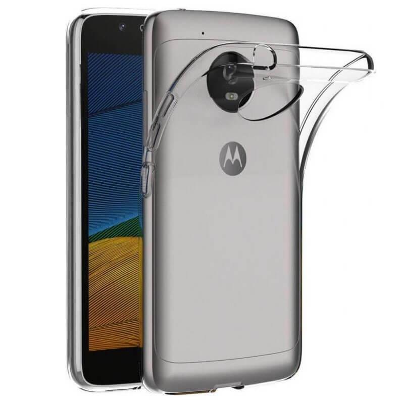 TPU чехол Epic Transparent 1,0mm для Motorola Moto G5S (XT1793)