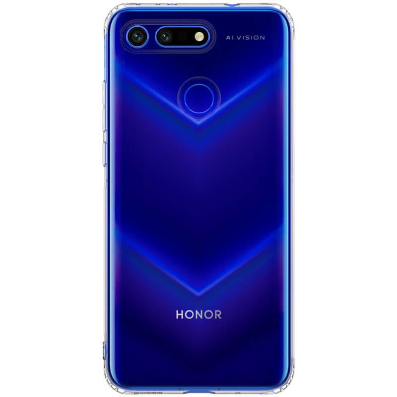 TPU чехол Epic Premium Transparent для Huawei Honor View 20 / V20