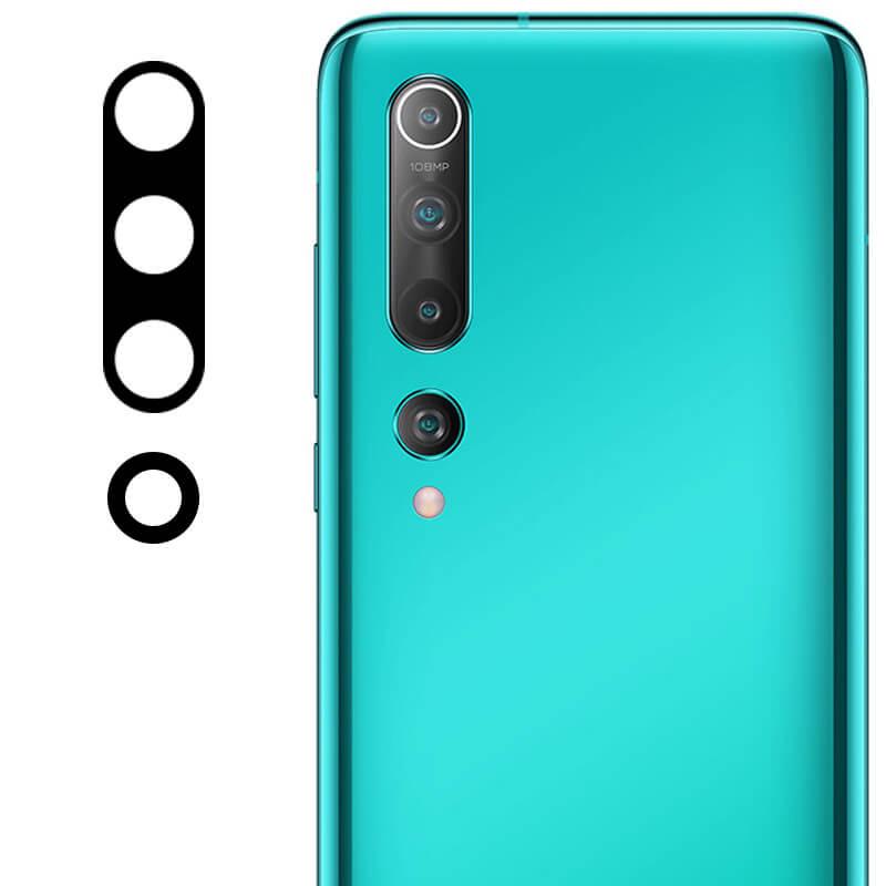 Гибкое защитное стекло 0.18mm на камеру (тех.пак) для Xiaomi Mi 10