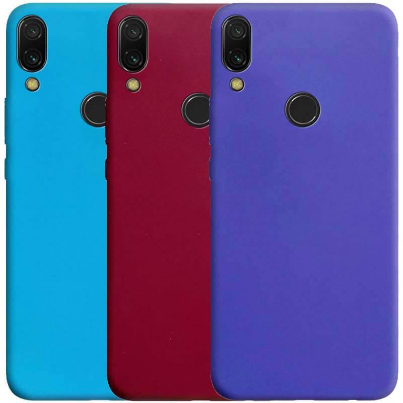 Силиконовый чехол Candy для Xiaomi Redmi Note 7 / Note 7 Pro / Note 7s