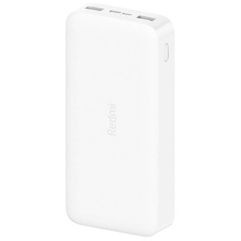 Портативное зарядное устройство Xiaomi Redmi Power Bank 20000mAh (VXN4265)