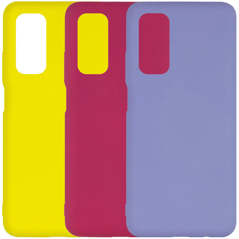 Чехол Silicone Cover Full without Logo (A) для Xiaomi Mi 10T / Mi 10T Pro