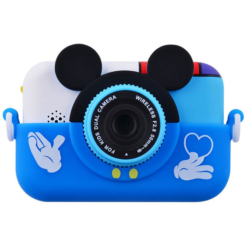 Детская фотокамера Baby Photo Camera Cute Mouse