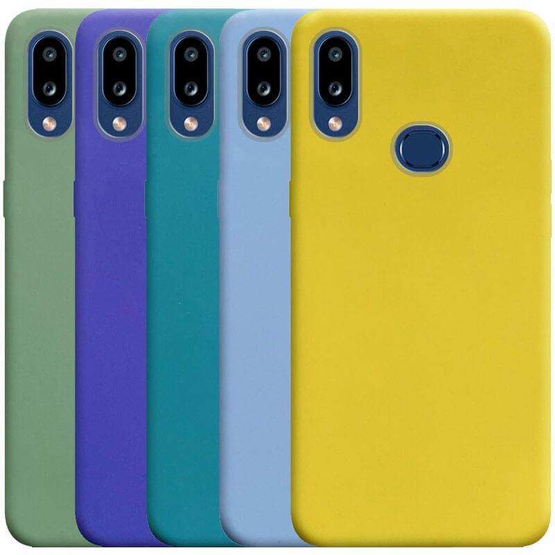 Силиконовый чехол Candy для Samsung Galaxy A10s