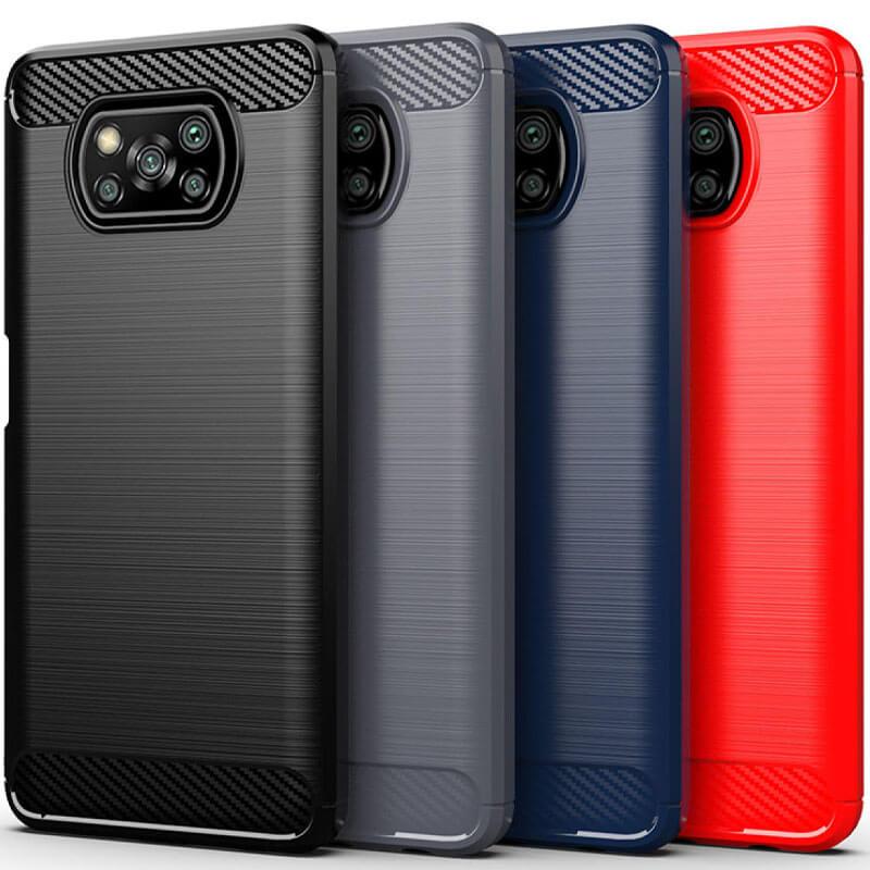 TPU чехол Slim Series для Xiaomi Poco X3 NFC / Poco X3 Pro