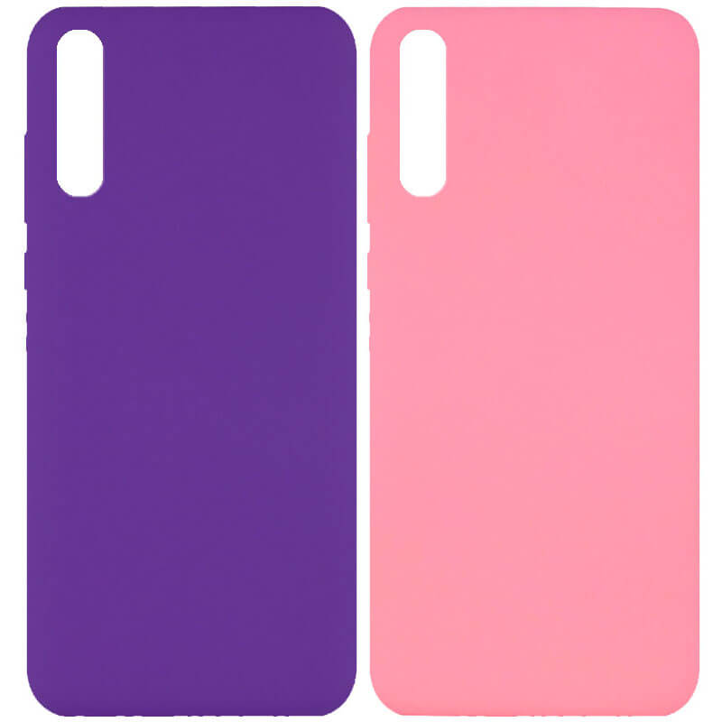 Чехол Silicone Cover Full without Logo (A) для Huawei Y8p (2020) / P Smart S