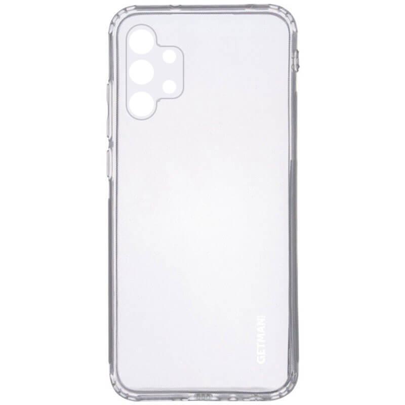 TPU чехол GETMAN Clear 1,0 mm для Samsung Galaxy A32 5G
