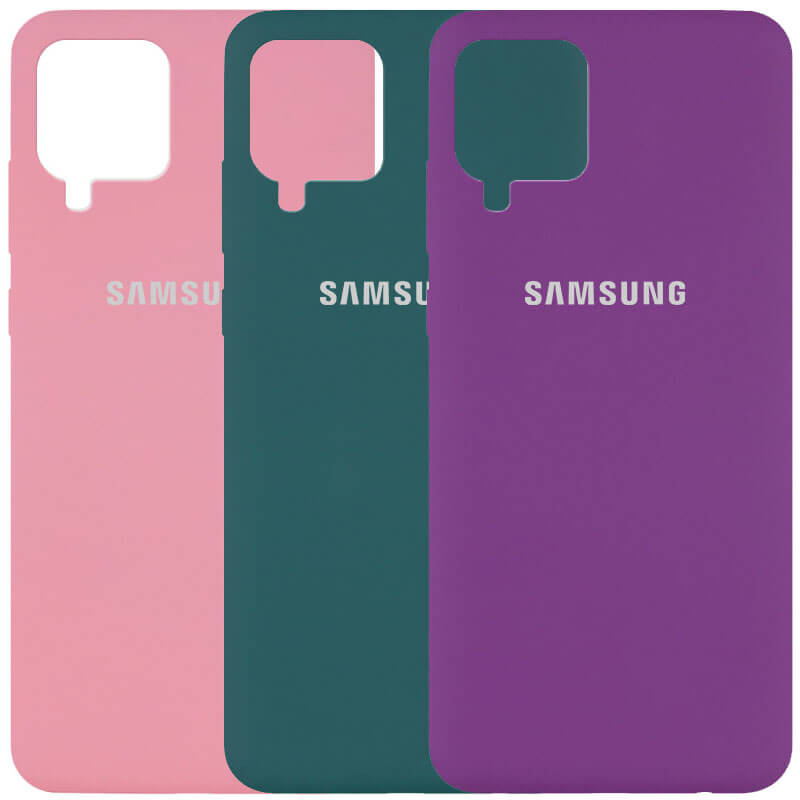Чехол Silicone Cover Full Protective (AA) для Samsung Galaxy A42 5G