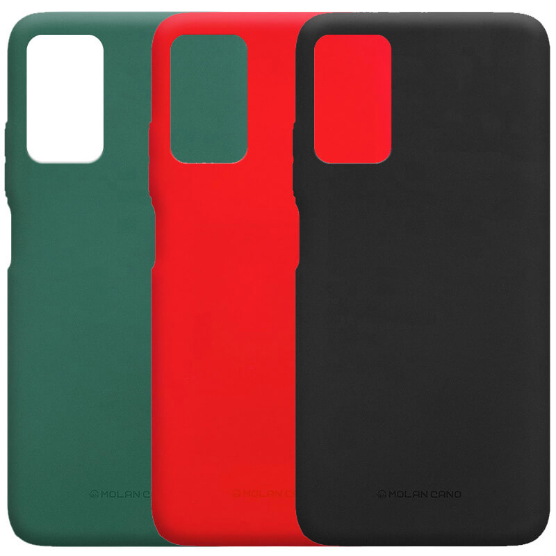 TPU чехол Molan Cano Smooth для Xiaomi Redmi Note 9 4G / Redmi 9 Power