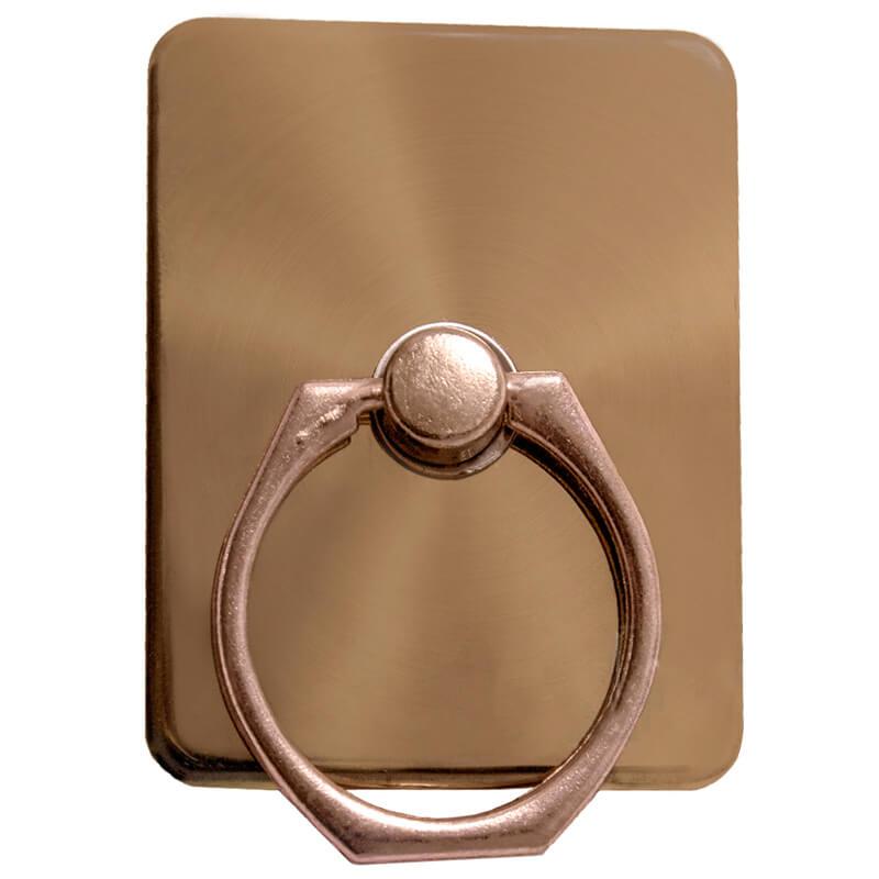 Держатель для телефона квадратный Ring Premium