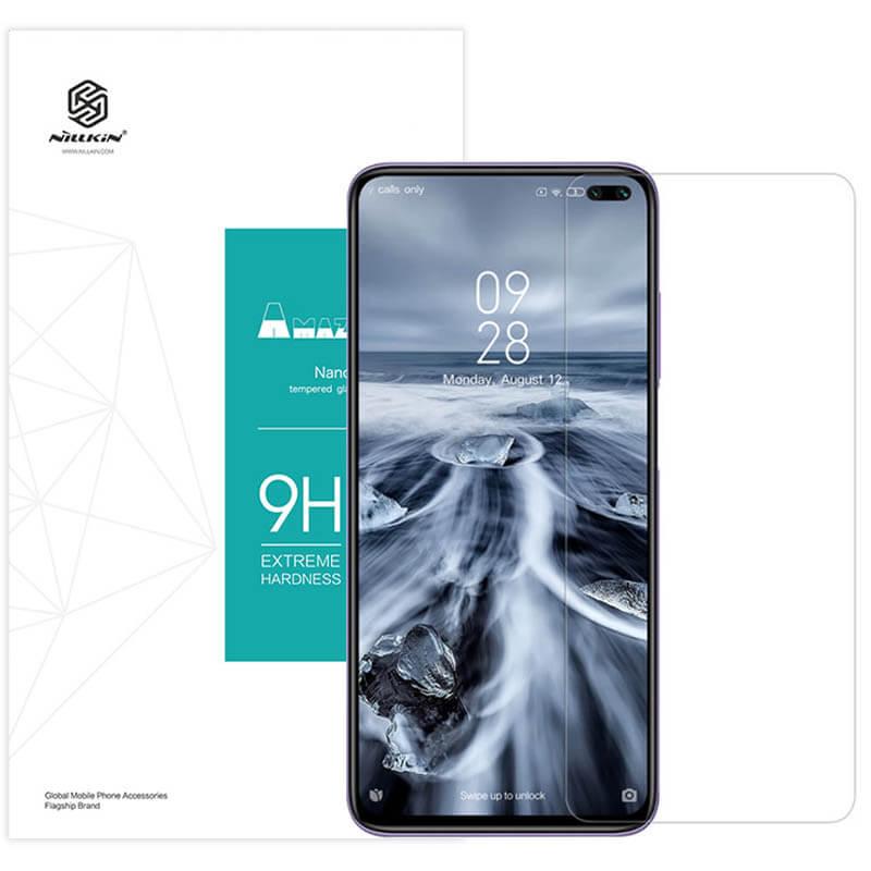 Защитное стекло Nillkin (H) для Xiaomi K30 / Poco X2 / Poco X3 NFC/Poco X3 /Mi 10T/Mi 10T Pro/X3 Pro