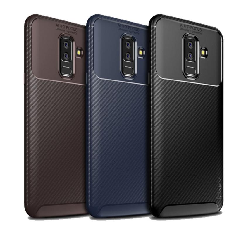 TPU чехол iPaky Kaisy Series для Samsung Galaxy A6 Plus (2018) / Galaxy J8 (2018)
