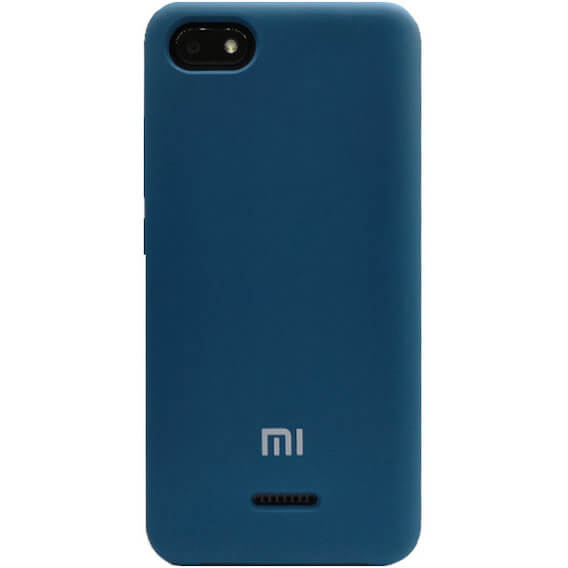 Чехол Silicone Cover Full Protective (AA) для Xiaomi Redmi 6A