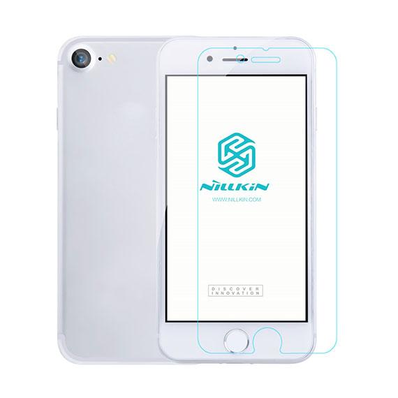 Защитное стекло Nillkin (H) для Apple iPhone 5/5S/SE (+пленка)