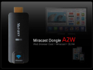 Miracast TV dongle MEASY (A2W) +Бонус!