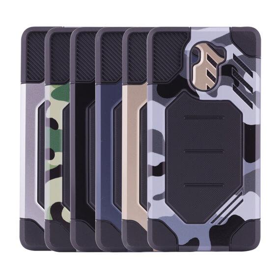 TPU+PC чехол MOTOMO (Military) для Xiaomi Redmi 4