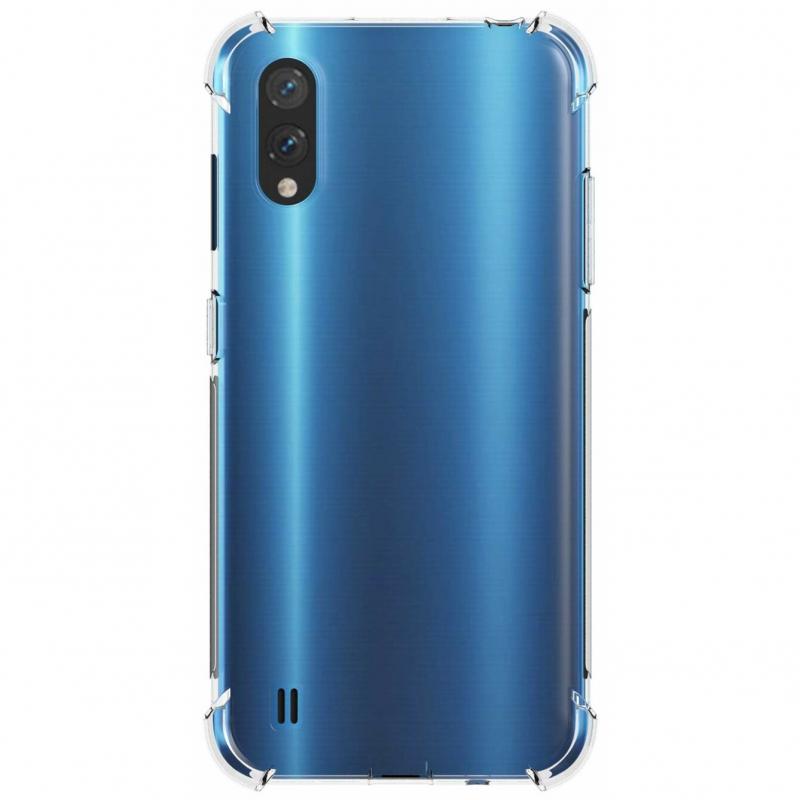 TPU чехол GETMAN Ease с усиленными углами для Samsung Galaxy A01