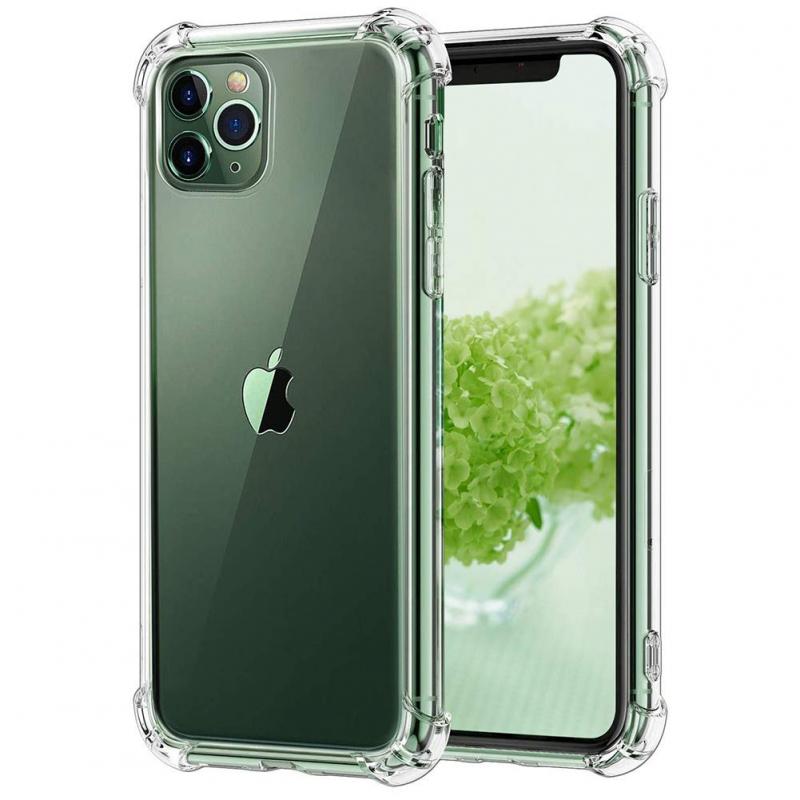 "TPU чехол GETMAN Ease с усиленными углами для Apple iPhone 11 Pro (5.8"")"