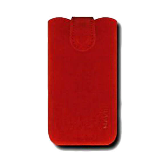 Кожаный футляр Mavis Premium VELOUR для Apple iPhone 4/4S/HTC Desire V/X