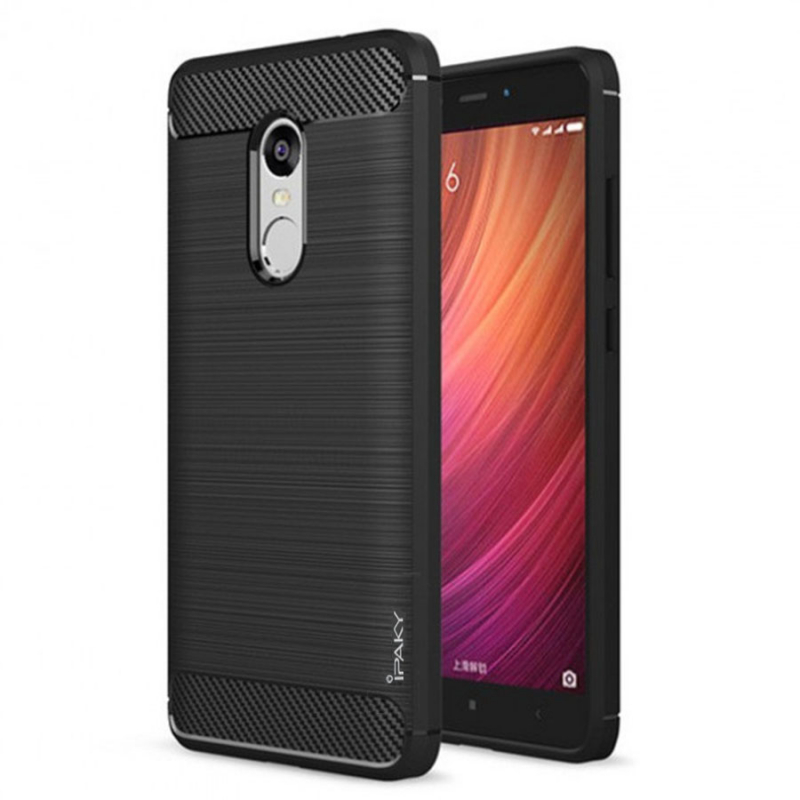 TPU чехол iPaky Slim Series для Xiaomi Redmi Note 4X / Redmi Note 4 (SD)