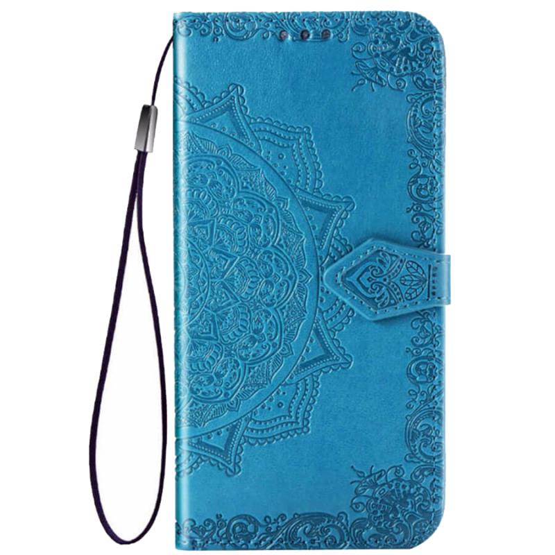 Кожаный чехол (книжка) Art Case с визитницей для Xiaomi Redmi K30