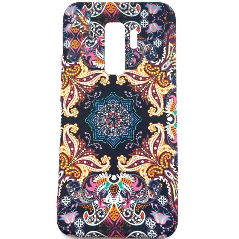 TPU чехол Акварель Flower series для Samsung Galaxy S9+