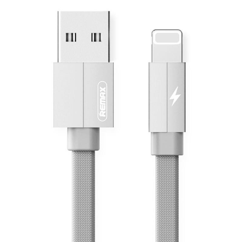 Дата кабель Remax RC-094i Kerolla для Apple iPhone 5/5s/SE/6/6 Plus/6s/6s Plus /7/7Plus (1м)