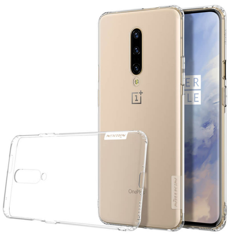 TPU чехол Nillkin Nature Series для OnePlus 7 Pro