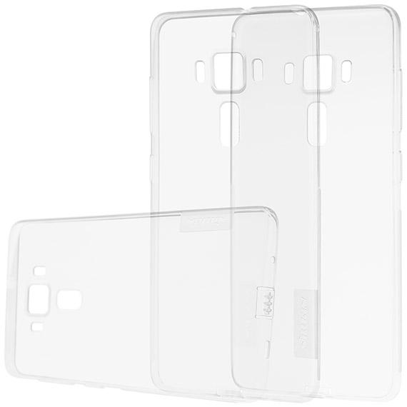 TPU чехол Nillkin Nature Series для Asus Zenfone 3 Deluxe (ZS570KL)
