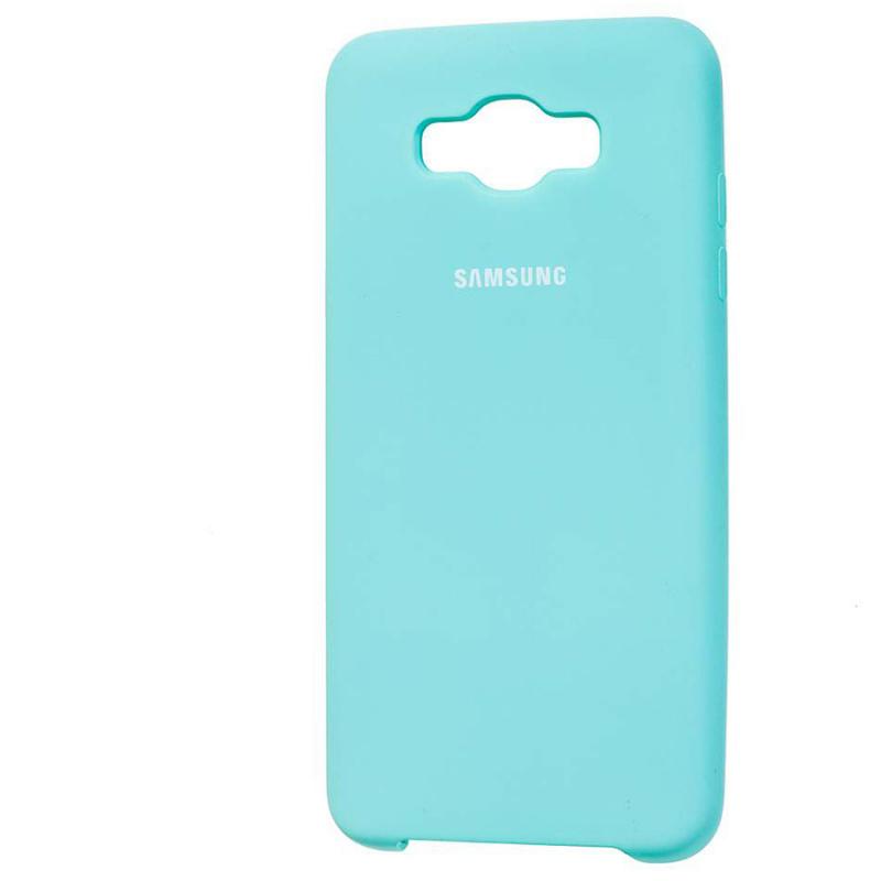 Чехол Silicone Cover (AA) для Samsung J510F Galaxy J5 (2016)