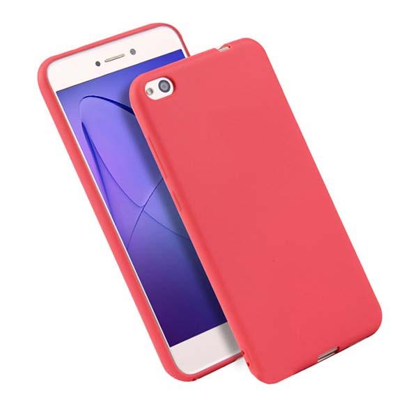 Силиконовый чехол Candy для Xiaomi Redmi 4a