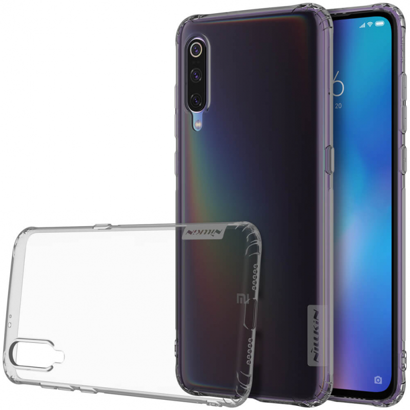 TPU чехол Nillkin Nature Series для Xiaomi Mi 9