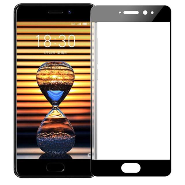 Защитное цветное стекло Mocolo (CP+) на весь экран для Meizu Pro 7