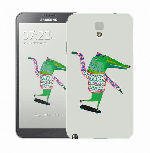 Чехол «Croco» для Samsung Galaxy Note 3 N9000/N9002