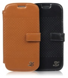 Чехол Zenus Prestige Genuine Leather Minimal Block Diary для Samsung i9300 Galaxy S III (+защитная пленка в подарок!)