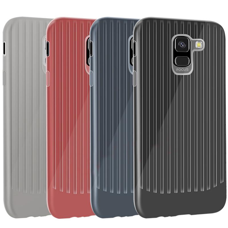 TPU чехол Grill для Samsung J600F Galaxy J6 (2018)