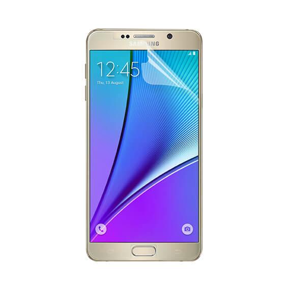 Защитная пленка Nillkin Crystal для Samsung Galaxy Note 5