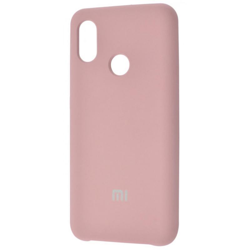 Чехол Silicone Cover (AA) для Xiaomi Mi 8