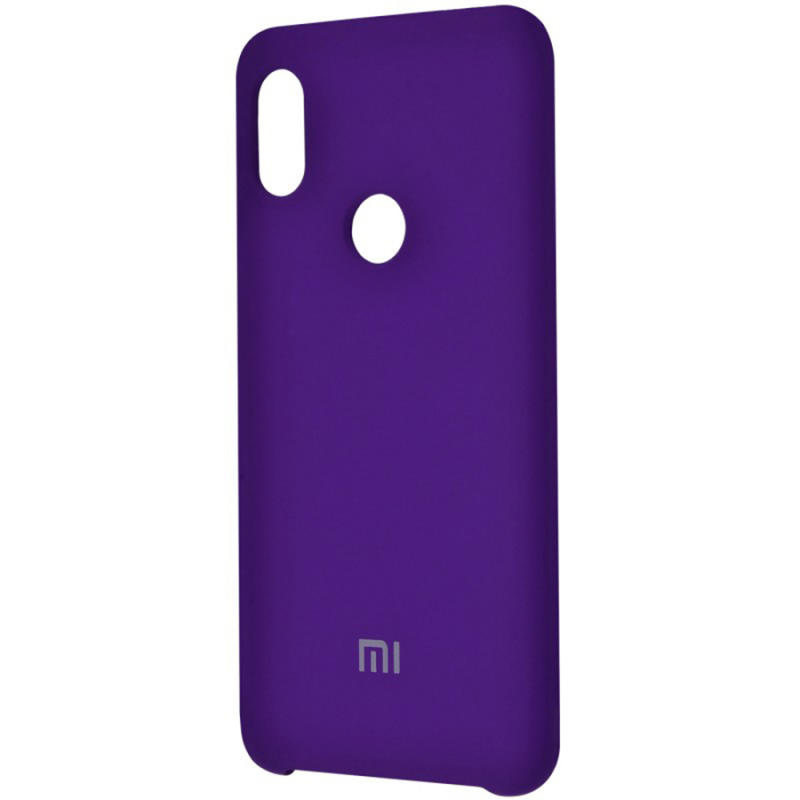 Чехол Silicone Cover (AA) для Xiaomi Mi 8 SE