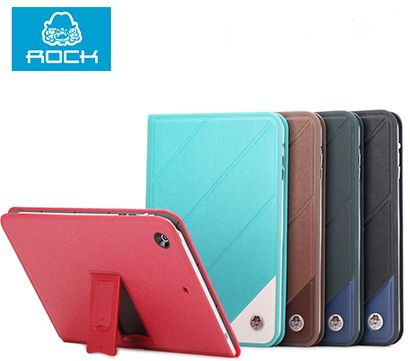Чехол (книжка) ROCK Luxurious Series для Apple IPAD mini (RETINA)/Apple IPAD mini 3