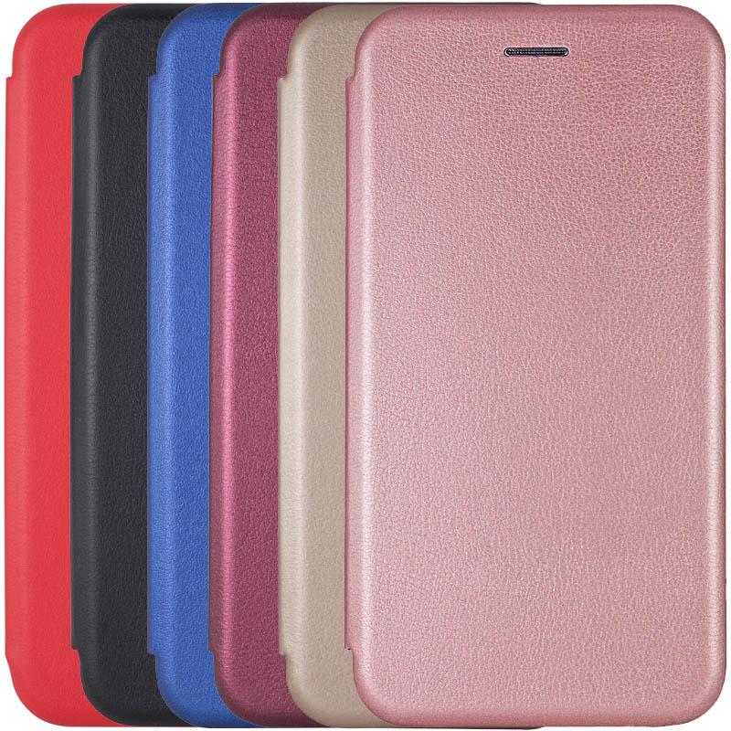 Кожаный чехол (книжка) Classy для Xiaomi Redmi Note 9s / Note 9 Pro / Note 9 Pro Max