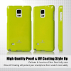 TPU чехол Mercury Jelly Color series для Samsung N910H Galaxy Note 4