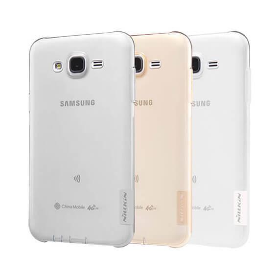 TPU чехол Nillkin Nature Series для Samsung J500H Galaxy J5